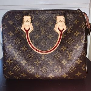 AUTHENTIC LOUIS VUITTON SPEEDY 25!
